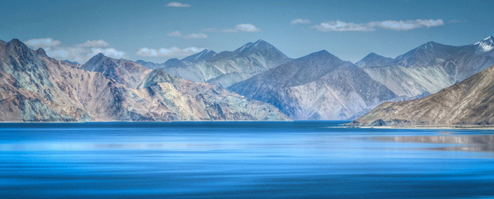 lakes situated in ladakh